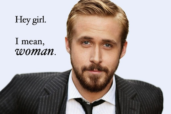 Hey woman