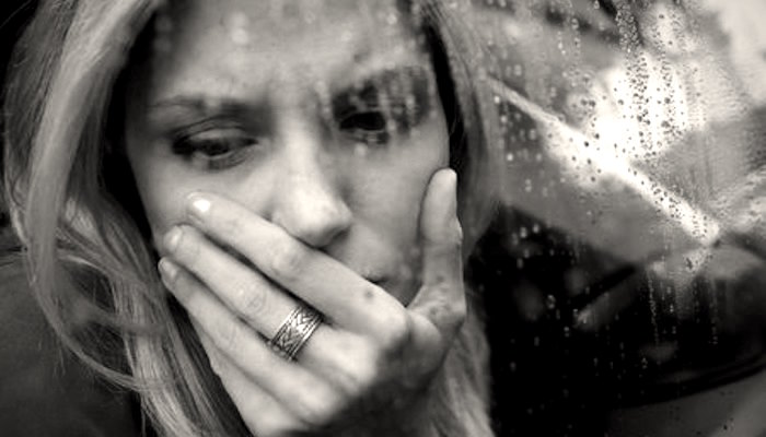 5501112 - unhappy depressed woman